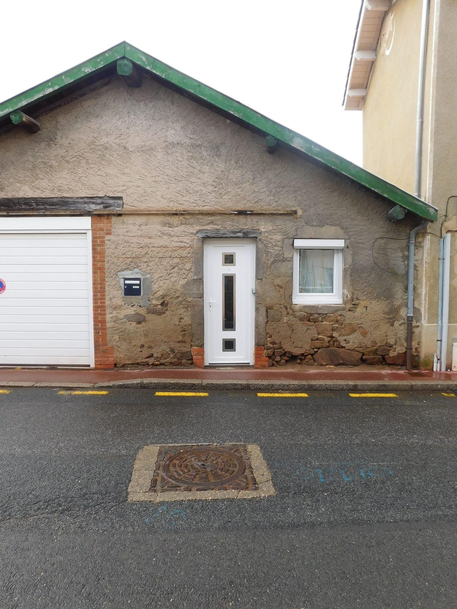 Porte D 39 Entr E Pvc Blanc Limonest Menuiserie Plus
